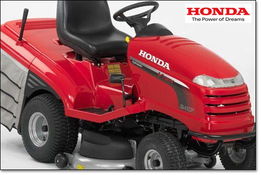 Honda HF2417 at Gallinagh's Letterkenny Tool Hire and Sales