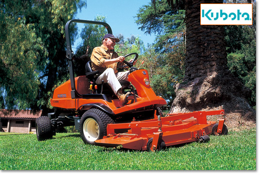 Kubota F Series at Gallinagh's Letterkenny Tool Hire and Sales