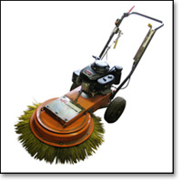 Power Sweepers at Gallinagh's Letterkenny Tool Hire and Sales