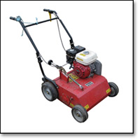 Scarifiers at Gallinagh's Letterkenny Tool Hire and Sales
